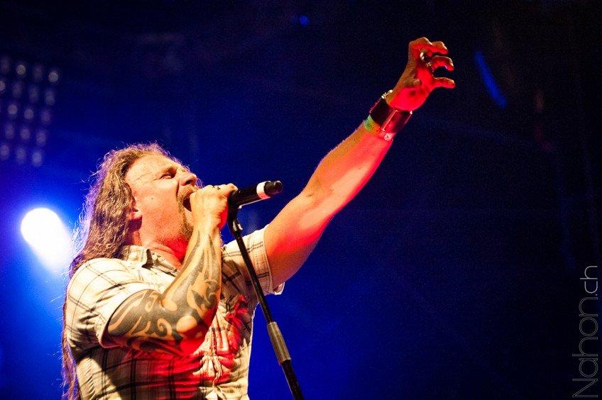 Photos du concert de Zuul FX à Balelec