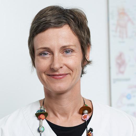 Portrait médical pour un Cabinet de rééducation de la main