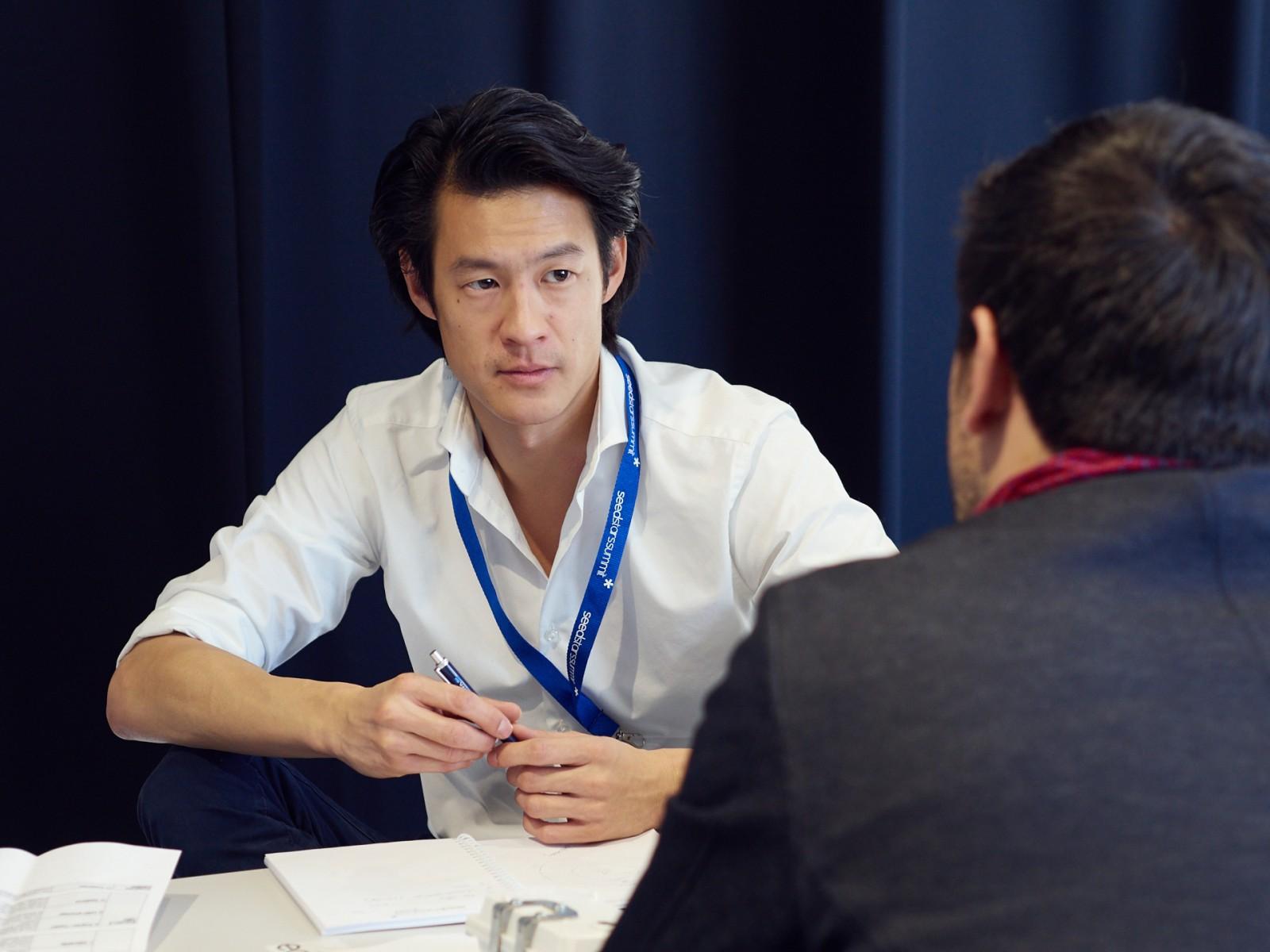Discussion avec un mentor